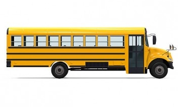 School Bus Painting